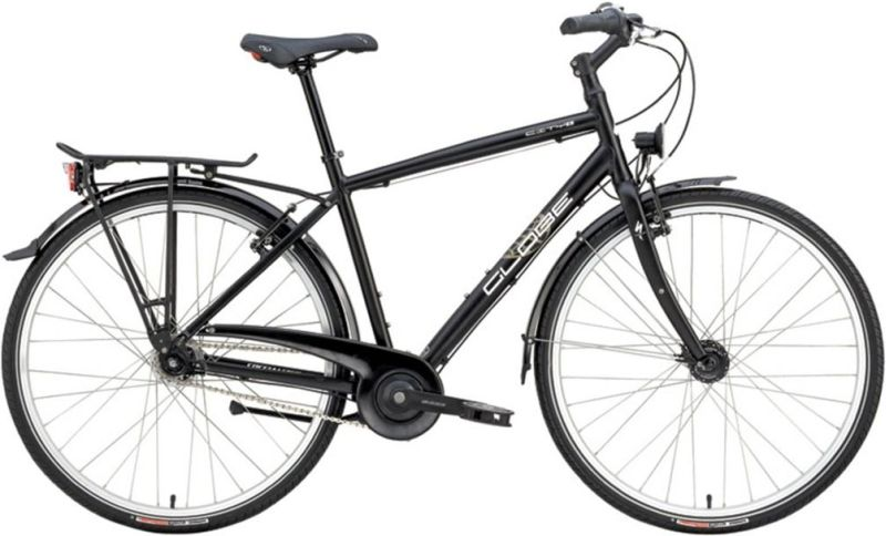 Picture of recalled 2008 Globe City 6 bicycle