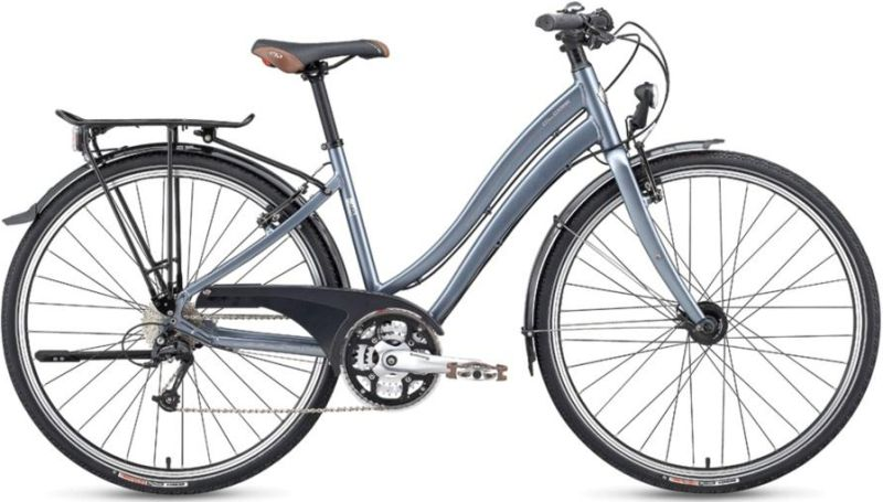 Picture of recalled 2009 Globe Vienna Deluxe 4 women's bicycle