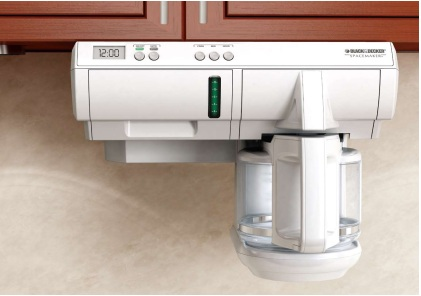 Picture of recalled Under-the-Cabinet Coffeemaker