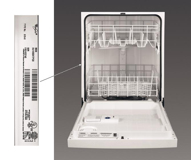 Cpsc Whirlpool Corporation Announce Recall Of Dishwashers