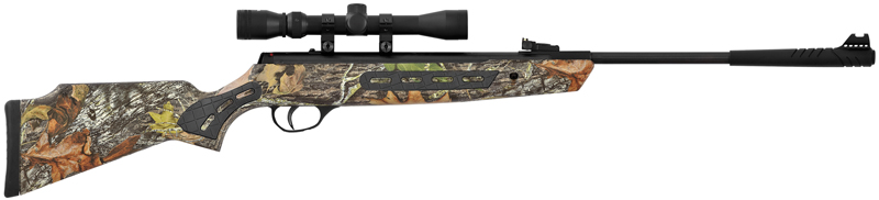 Recalled Striker air rifle - Camouflage