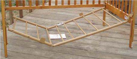 Picture of Bent Tubular Support Frame