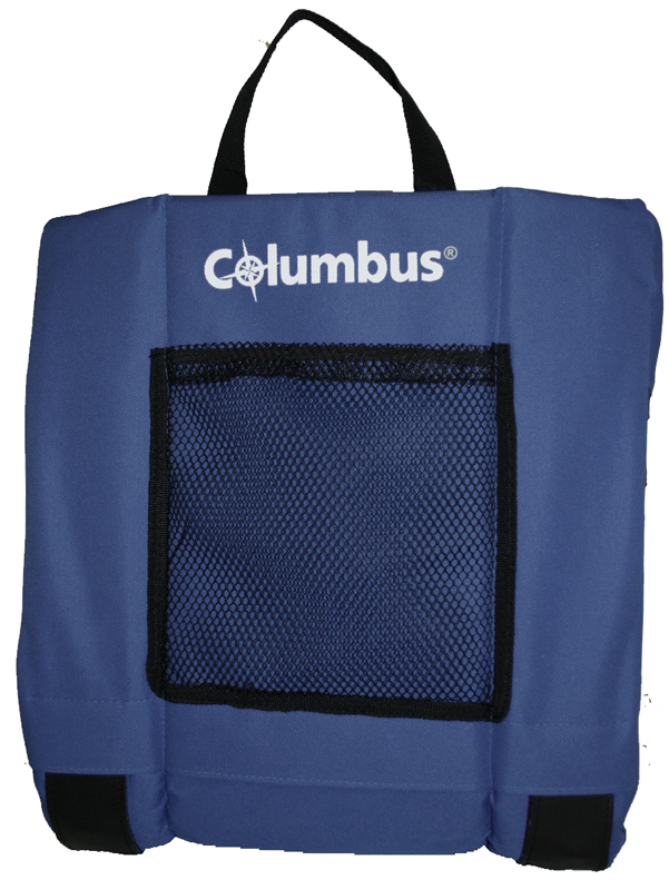 Folded Columbus™ Camping Folding Chair