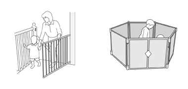 Safety Gates and Enclosures