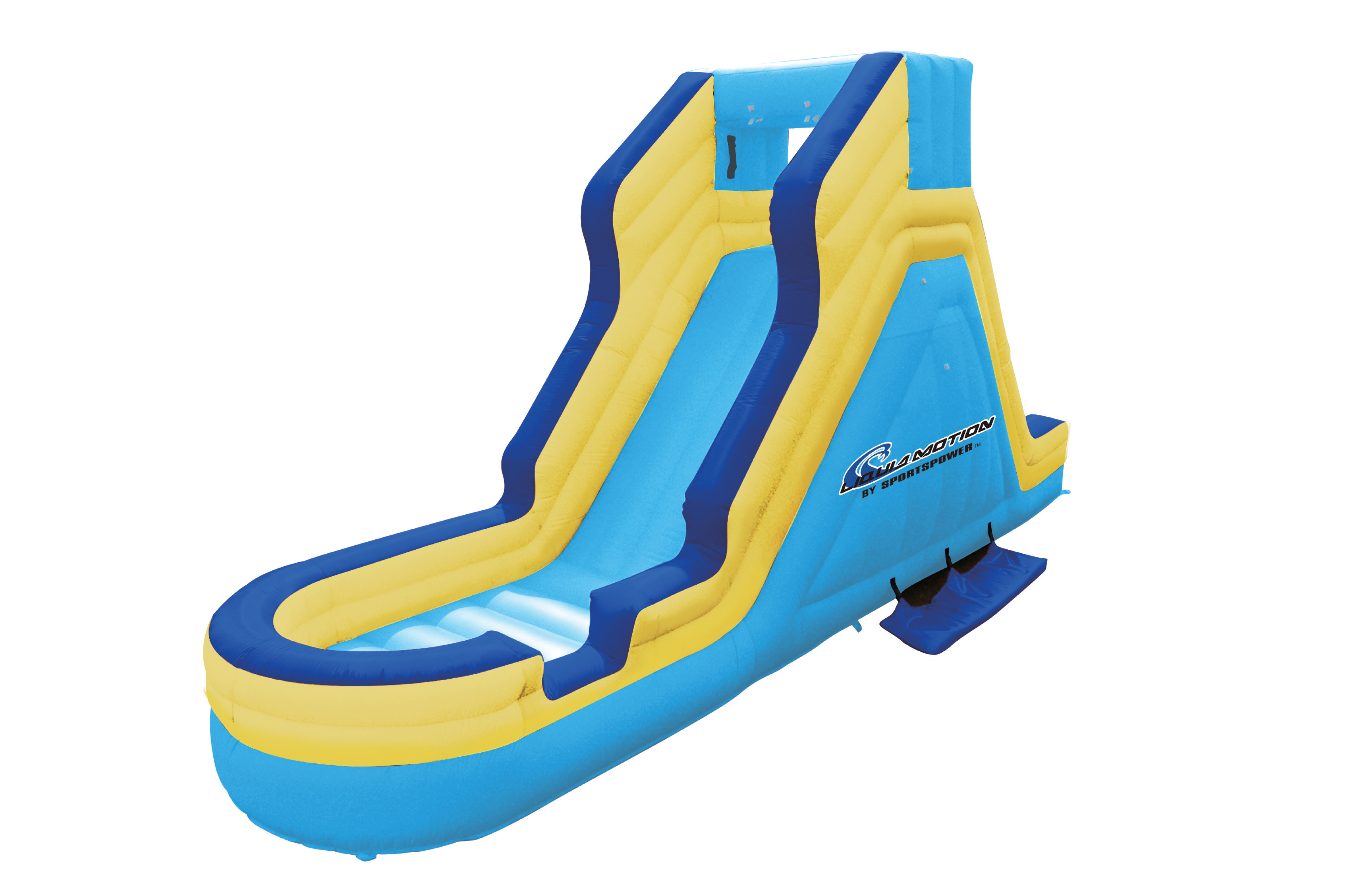 Recalled Sportspower Liquid Motion waterslide
