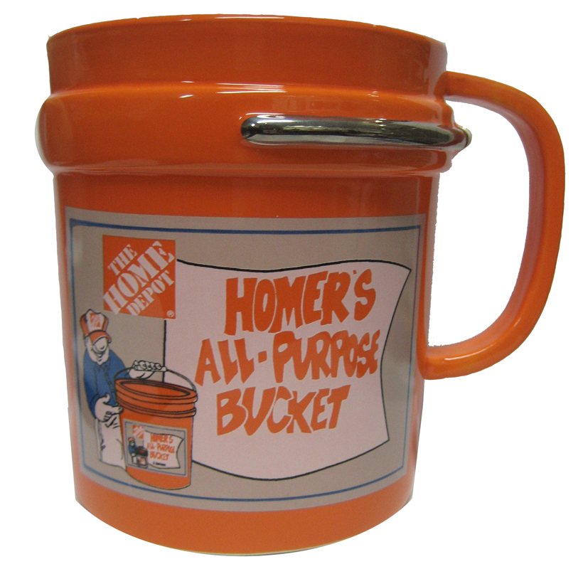 Homers All-Purpose Bucket Mug
