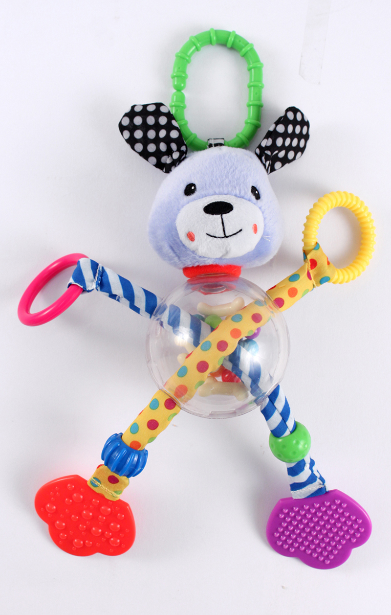 Sassy and Carter's-branded Hug N' Tug Baby Toys Recalled Due to Choking Hazard