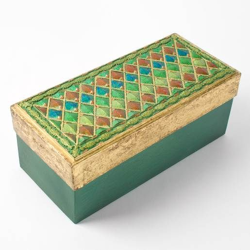 Decorative Ornament Box