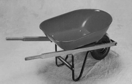 Picture of Recalled Wheelbarrow
