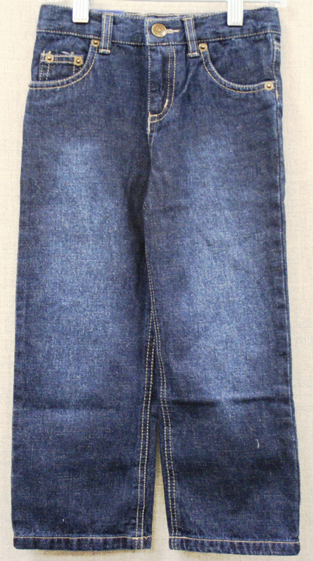 Falls Creek Kids jeans with plain front and back pockets