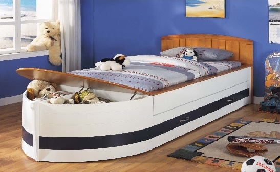 Recalled LaJolla boat bed