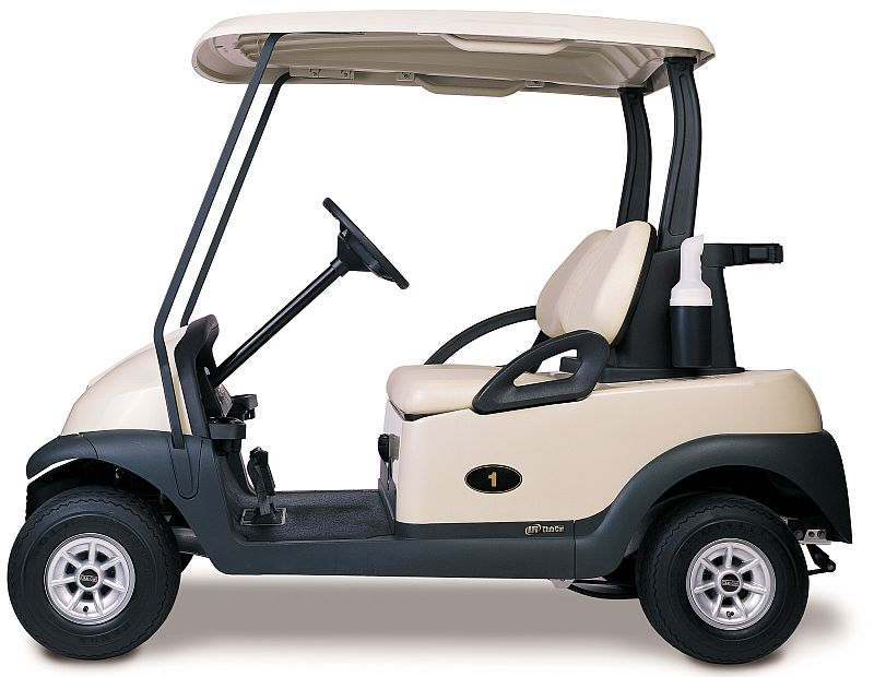 Precedent Gas Golf Car, models CF, PR and PY