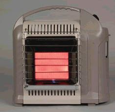 CPSC Alerts Outdoor Enthusiasts: New Portable Heaters Can Save Campers' Lives - ODS technology will help prevent CO poisoning deathsb