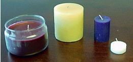 CPSC Votes to Begin Rulemaking to Ban Candles With Lead Wicksa
