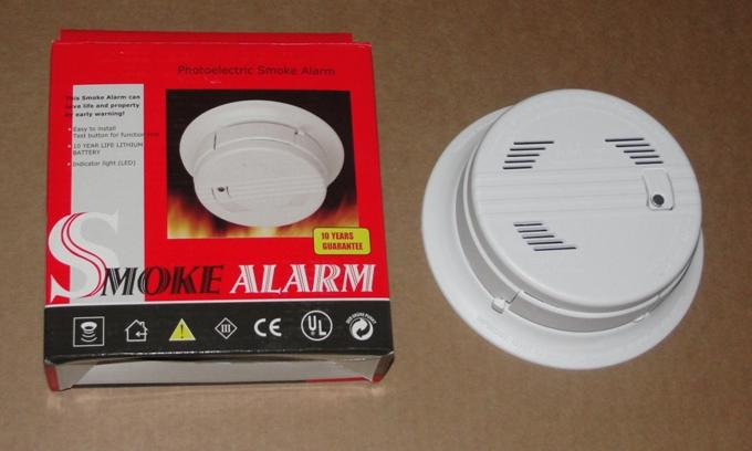 CPSC Alert: Counterfeit Smoke Alarms Distributed in Atlantab