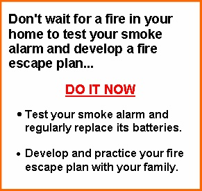 CPSC and USFA Encourage Consumers to Spring Forward with Fire Safety in Mind, News stories reported at least 200 people killed in home fires in first three weeks of Februaryb