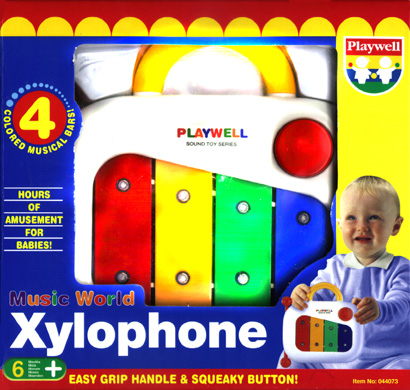 Picture of Xylophone in Box