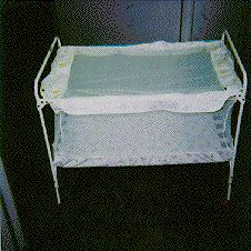 Picture of Recalled Mesh-Sided Crib