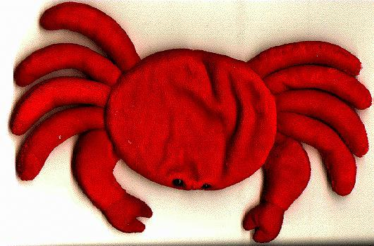 Bean Bag Crab