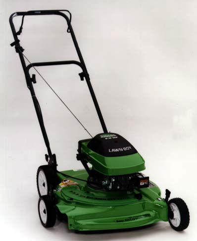 Picture of Recalled Mower