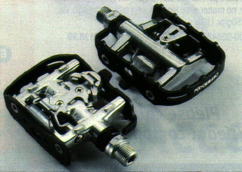 Performance Brand Pedals