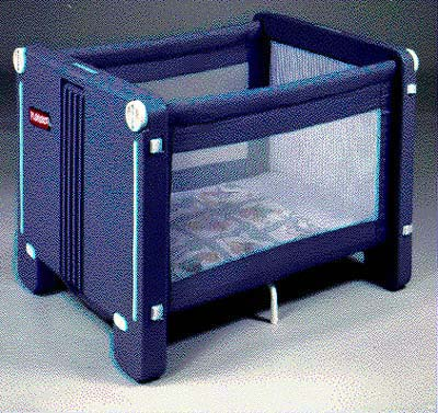 Playskool Portable Crib