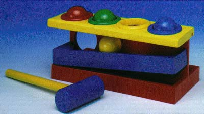 Knock-A-Block Toy