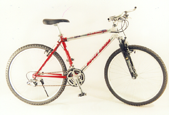 Picture of Recalled Royce Union Bicycle