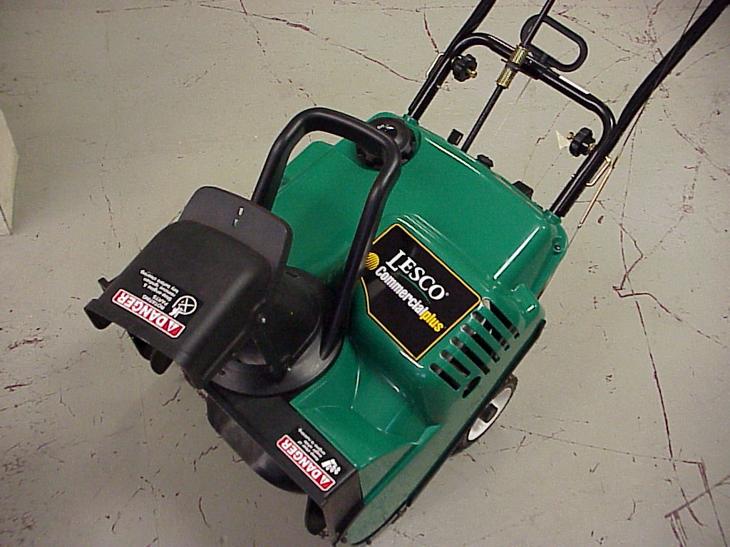 Lesco Snowblower