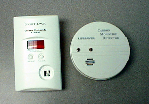 Picture of Recalled Carbon Monoxide Alarm