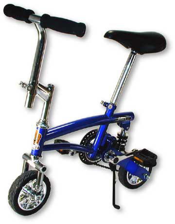 Picture of Recalled Mini-bicycle