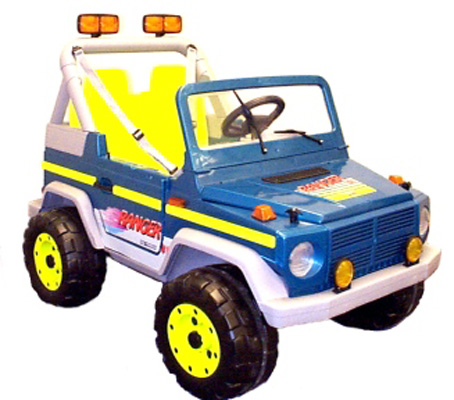 Picture of Recalled Children's Riding Vehicle