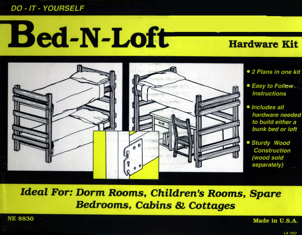 loft bed building kits