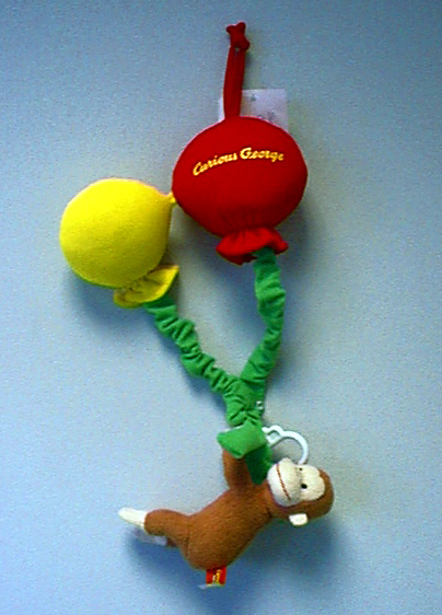 Picture of Musical Pull Toy