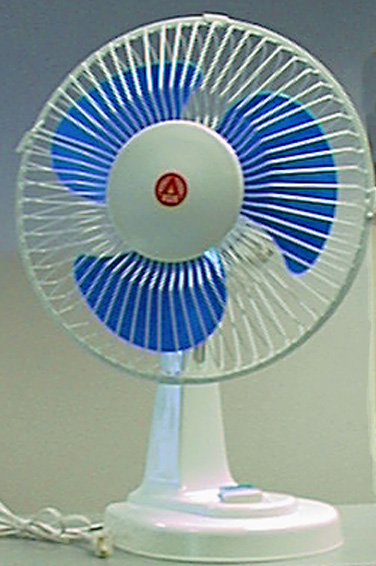 Fan (machine)
