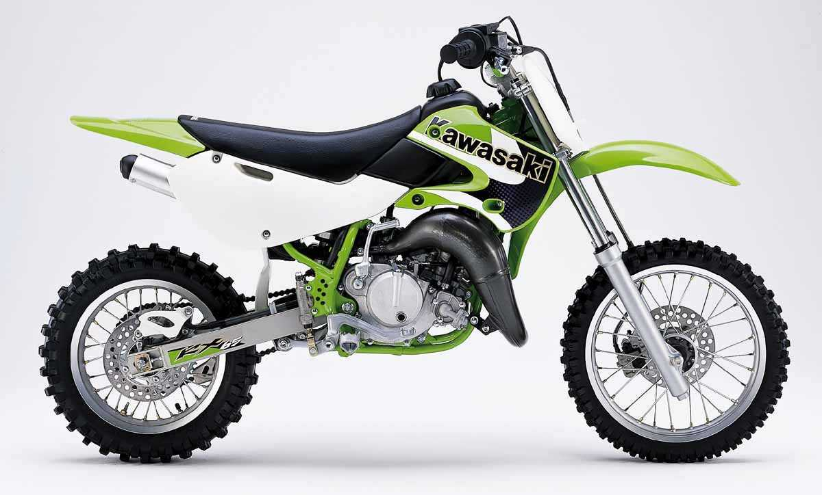 Picture of Kawasaki Off-Road Motorcycle