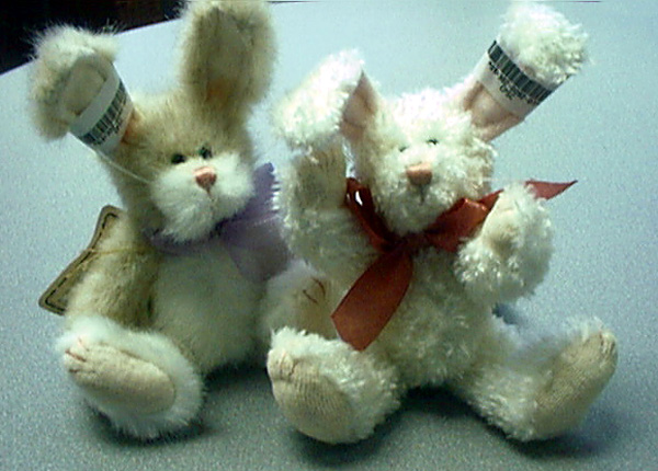 Picture of Plush Rabbit Toys