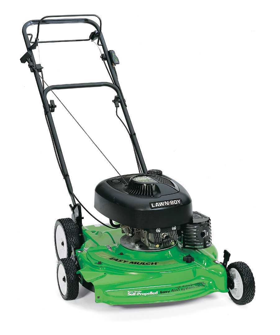lawn boy silver series manual