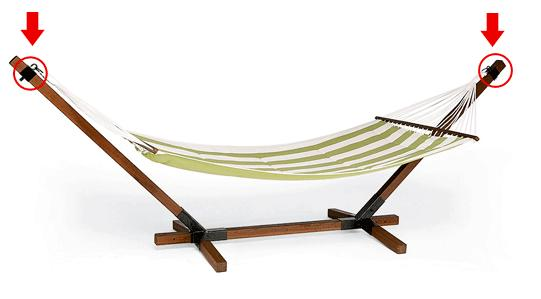 Picture of Recalled Hammock Stand