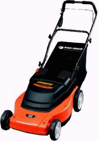 Picture of Recalled Lawnmower