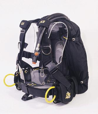 Picture of wings style buoyancy control system containing recalled valve