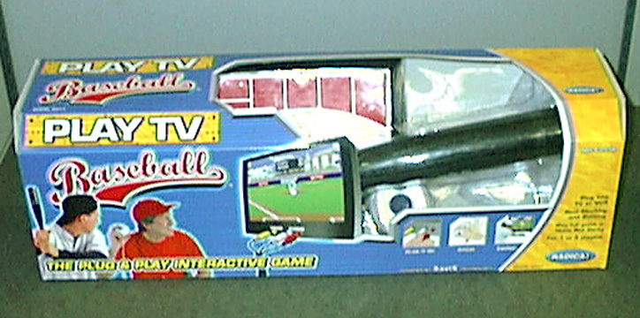 Picture of Baseball Video Game