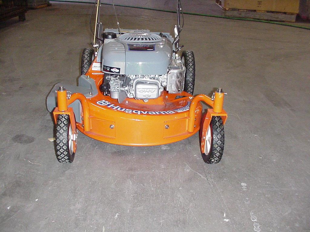 Picture of Husqvarna Lawnmower
