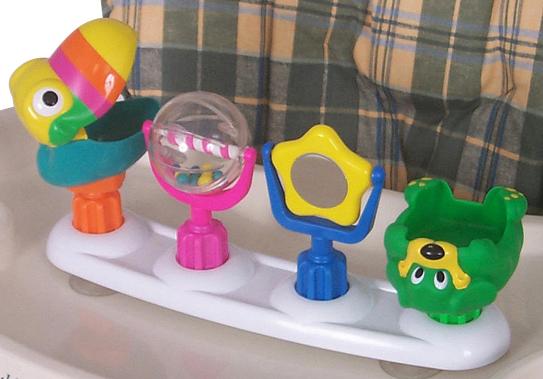 Graco Tray Toys 32