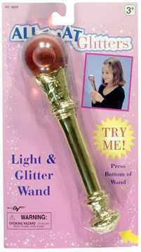 Picture of Light and Glitter Wand