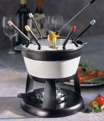 Picture of Recalled Fondue Set