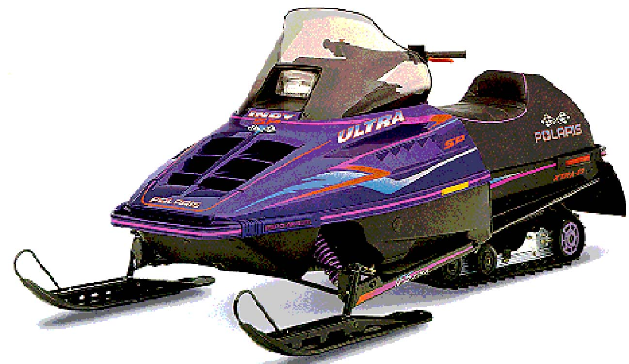 Picture of Snowmobile