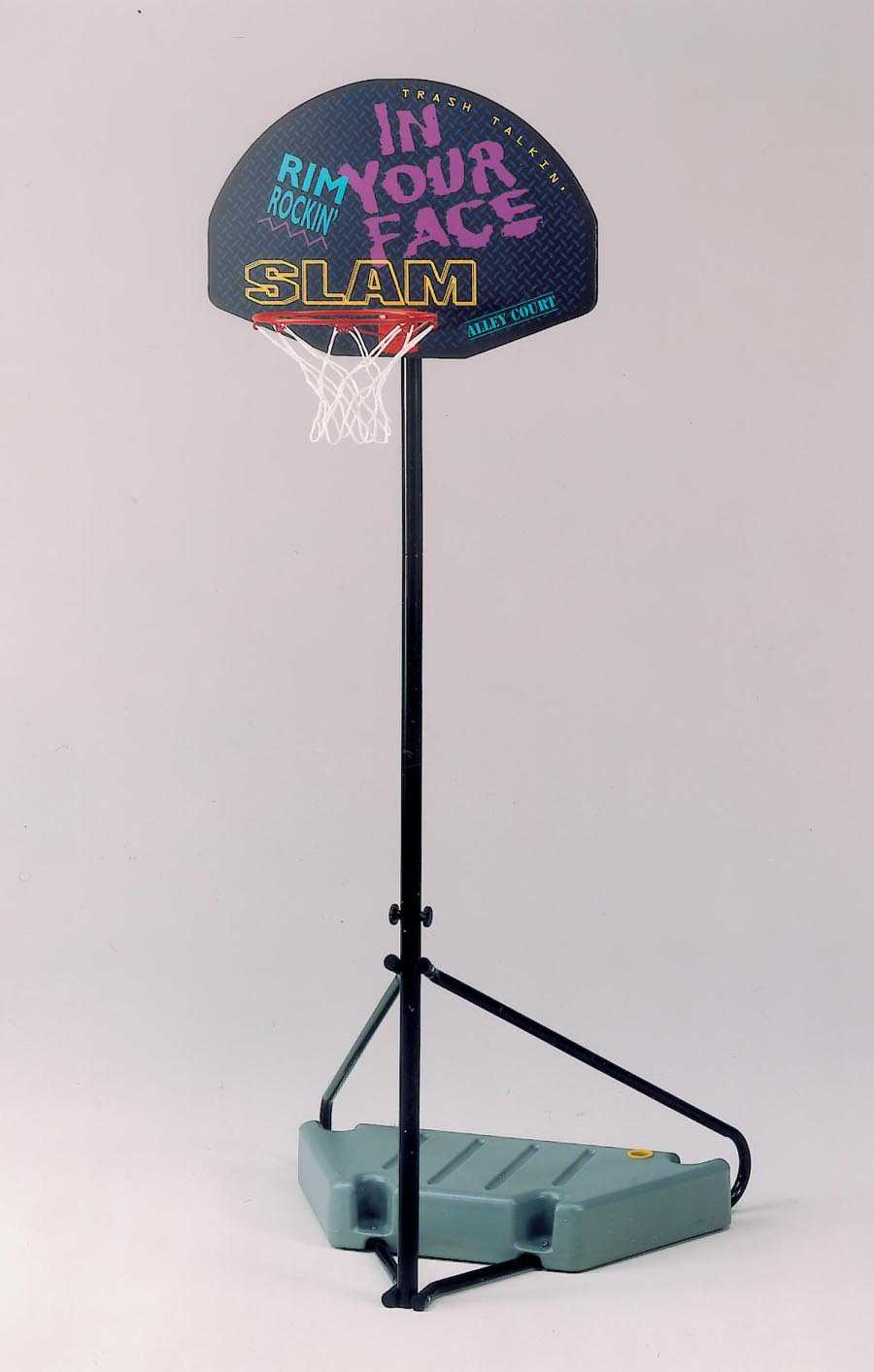 Picture of Recalled Escalade Basketball Hoop