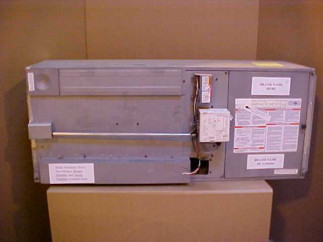 Horizontal Furnace Recall In California Home Inspector