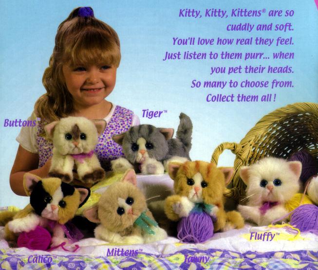 Toys Kittens 83